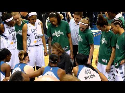 Connecticut Sun at Minnesota Lynx, Part 1 - Preseason - 5/21/2013