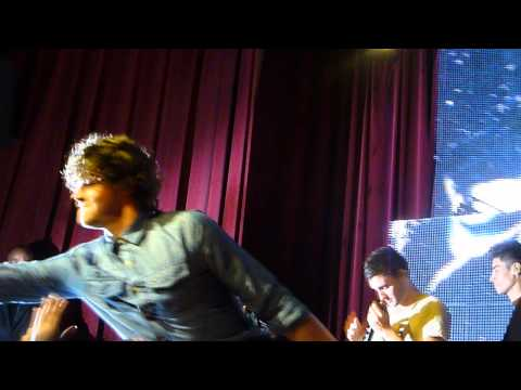 The Wanted - VIP ROOM All Time Low & Gold Forever