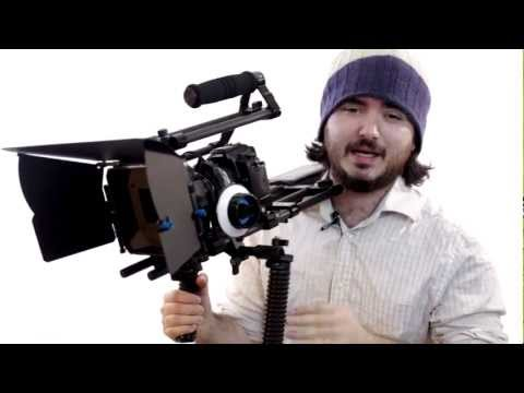 PROAIM 6-CF Carbon Fiber Shoulder Rig Kit REVIEW +Follow Focus +Matte Box