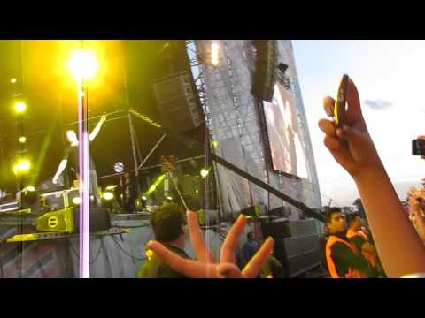 Radioactive (part 2) - Imagine Dragons @ Lollapalooza Argentina (01-04-14)