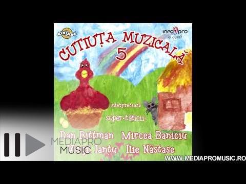 Cutiuta Muzicala - Omul de zapada