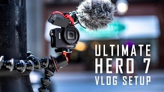 Gopro Hero 7 black vlog setup | Dope or nope