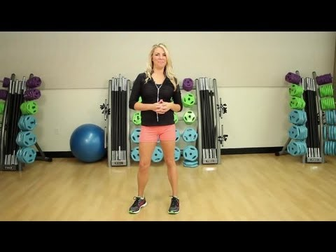 Are Mini-Stepper Workouts Good for the Glutes? : Stretches & Workout Tips