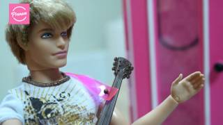 Prenses Barbie I Ken