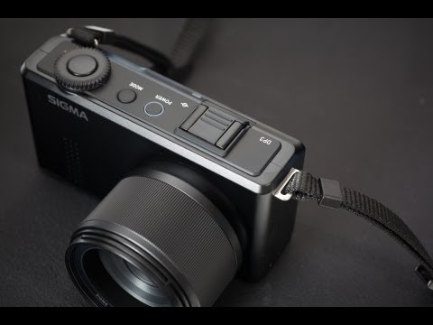 Sigma DP3 Merrill - High-End Kompaktkamera Test Deutsch [GER]