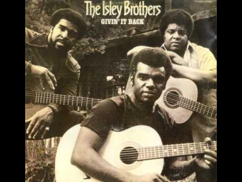 Isley Brothers - Ohio - Machine Gun
