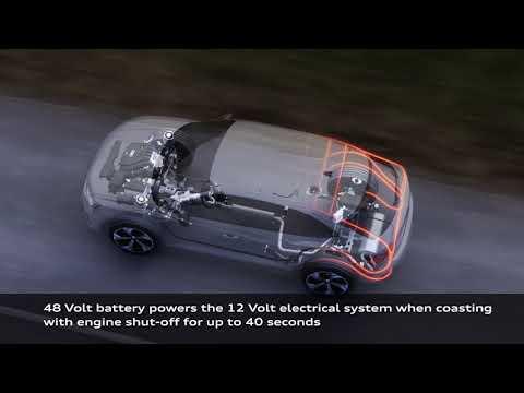 Az Audi Hungaria mild hibrid modellek sorozatgyártását kezdte meg
