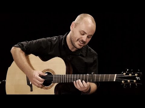 Andy McKee - Rylynn Guitar Lesson #2 [WITH ANDY]
