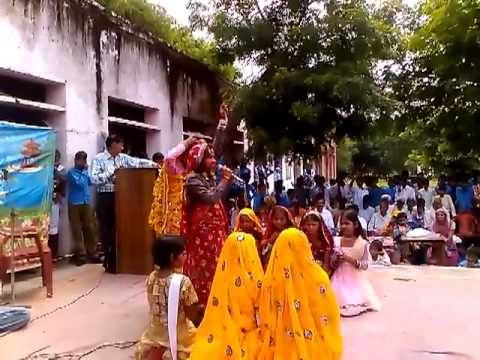 Rajasthani Sudda (govt.school,chakeri )pukhraj video