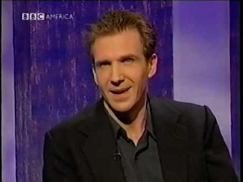 Parkinson Interview with Ralph Fiennes Part 1