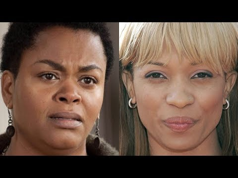 Jill Scott got SMACKED in the MOUTH by Karrine Steffans (BREAKING NEWS)