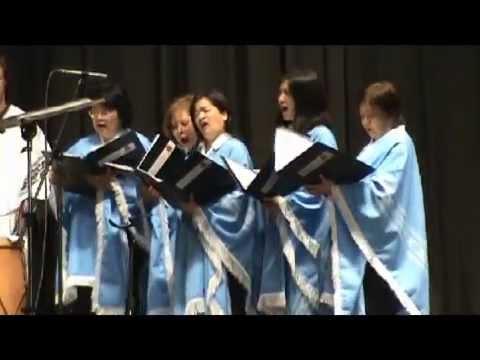 Juana Azurduy - Coro Nikkei (de AUN - Asociación Universitaria Nikkei)