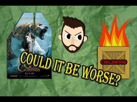 Sherwood Reviews   The Golden Compass - How to ruin a franchise (part 1)