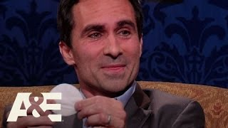 Bates Motel: Nestor Carbonell Proves He Is Not Wearing Eyeliner (S2)