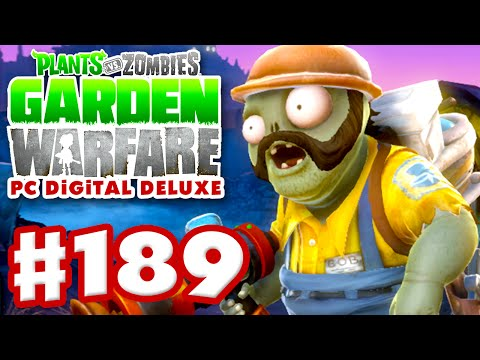 Plants vs. Zombies: Garden Warfare - Gameplay Walkthrough Part 189 - Gardens & Graveyards w/ Friends