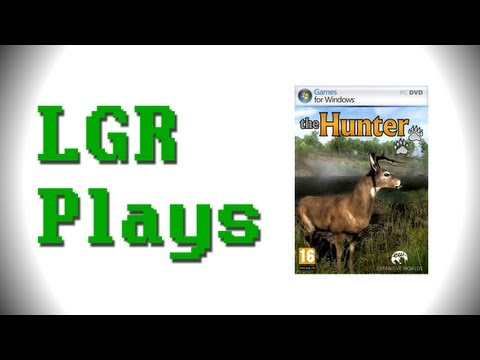 LGR Plays - The Hunter