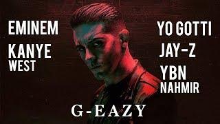 Download Lagu G-Eazy - 1942 Remix ft. Eminem, Jay-Z, Kanye West, Yo Gotti, YBN Nahmir [Nitin Randhawa remix] Gratis STAFABAND