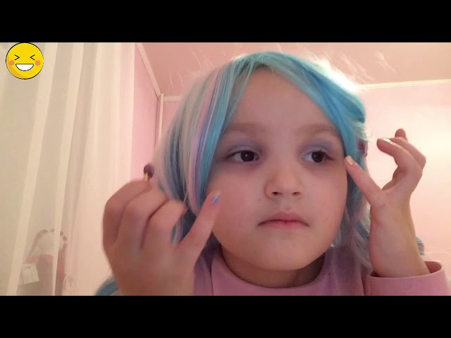 Новый имидж / новый парик / Новый макияж от Леры