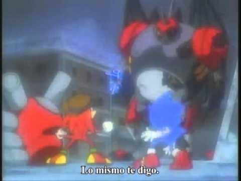 Sonic la Película (Parte 3/6) Fansub Español