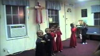 Praise dance- Everybody Clap Your Hands-Glory To Glory Holiness Church