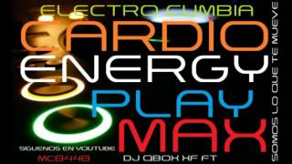 CARDIO ELECTRO CUMBIA DJ QBOX FT RAY MIX (DEMO)