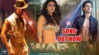 War Movie Song | Title Track | Hrithik Roshan, Vaani Kapoor | Tiger Shroff