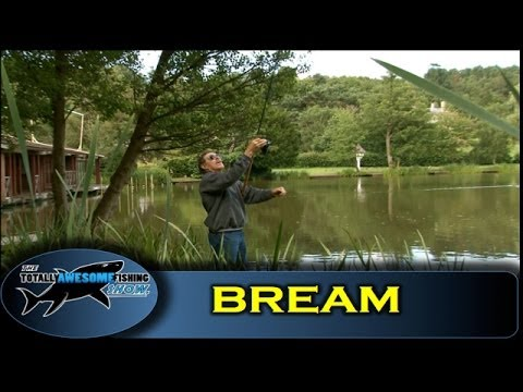 Float fishing for Bream with Pellet Waggler - Ep.11 - Series 3  - Totally Awesome Fishing