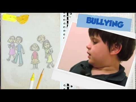 Kids Talk about bullying - AboutKidsHealth.ca video