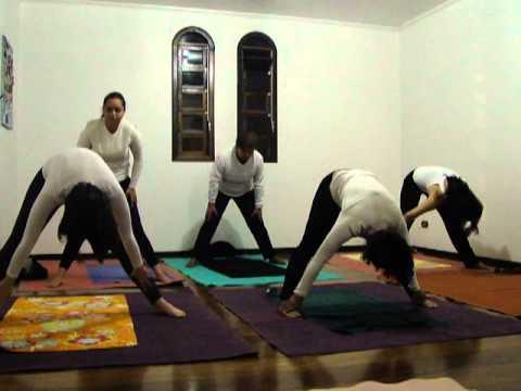 Yoga - aula completa com o prof. Haroldo