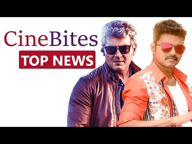 Cine Bites : Viswasam,Thalapathy 62 Latest Updates | Rajini Next| Suriya Latest| VIjay| Thala ajith