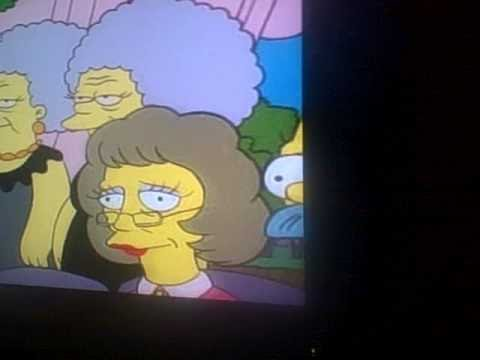 Maude Flanders is... ALIVE! Video