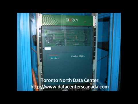 Data Centers Canada - Toronto North Facility