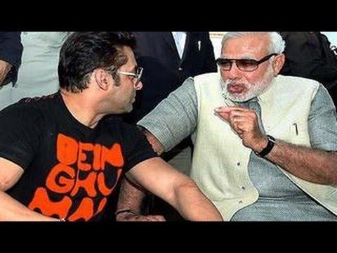Salman Khan INVITES PM Narendra Modi for sister Arpita Khan's WEDDING