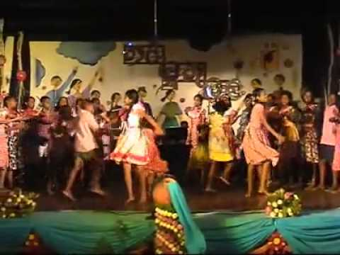 Sri Lanka Litle Girl And Boys video