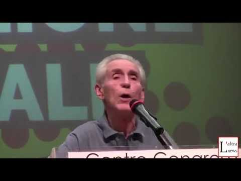 Stefano Rodotà Coalizione Sociale Assemblea Nazionale Roma 7 giugno 2015