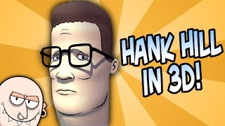 KING OF THE HILL 3D INTRO
