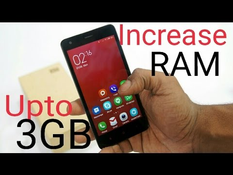 How to increase RAM On Android Phone!! 2016