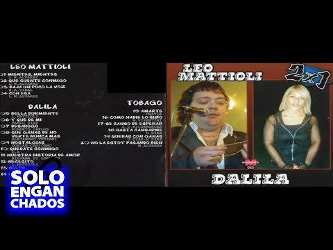 LEO MATTIOLI & DALILA ENGANCHADO CD COMPLETO