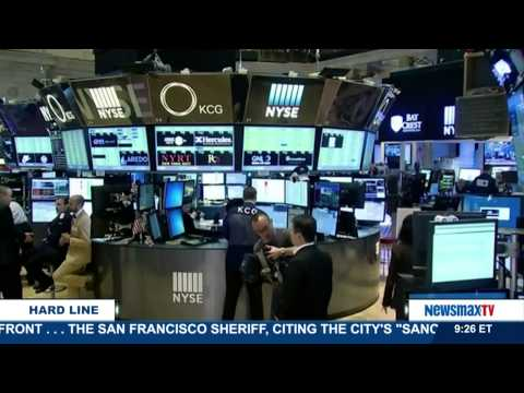 The Hard Line | Steven J.J. Weisman discusses the New York Stock Exchange halting trading