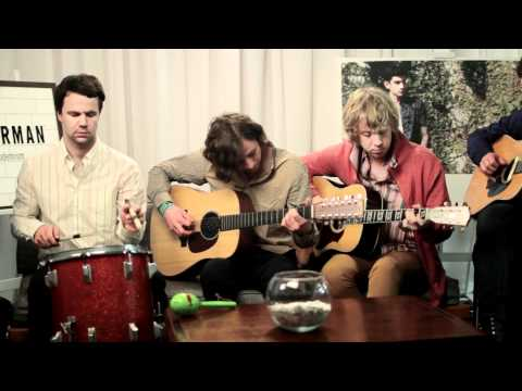 The Plectrum Sessions: Sleepy Sun