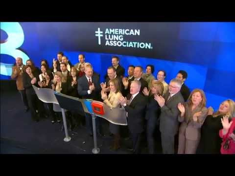 Cepheid & American Lung open Nasdaq on World TB Day