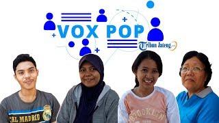 VOX POP : Pendapat Warga Tentang Cara Mencegah Anak Kecanduan Gadget