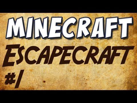 Minecraft - Escapecraft v1 Part 1