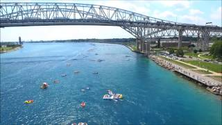 Port Huron Float Down 2015  -   8-16-2015
