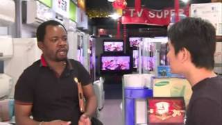 African expats find success in China