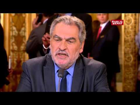 Premier clash entre le FN et le PCF au Sénat
