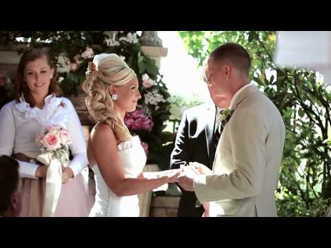 Amazing HD Wedding Video inspired by Marie Antoinette