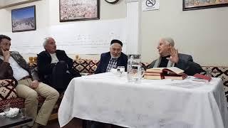 Çantacı Necmi Abi Şanlıurfa Öncel derneğinde güzel bir Risale-İ NUR Sohbeti Yaptı