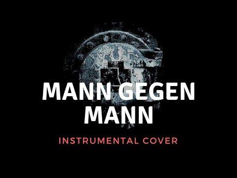 Rammstein - Mann Gegen Mann Instrumental Cover (Live Version)