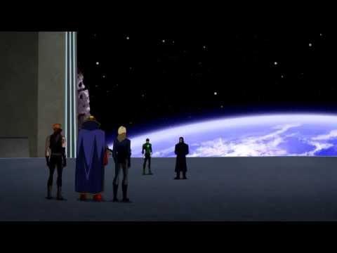 Justicia Joven - El Nuevo Orden Mundial de La Luz (Fan dub)